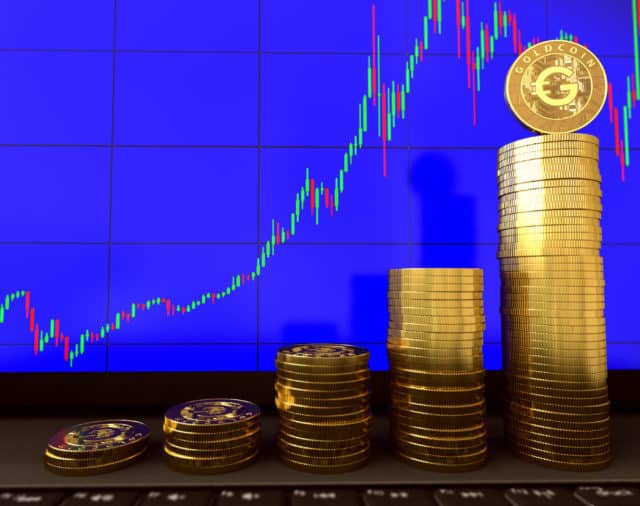 GOLDCOIN (GLC) to be part of $10 trillion Market
