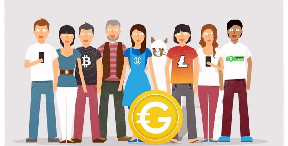 How Goldcoin (GLC) Cryptocurrency Secures My Future